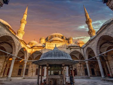 О Стамбуле с любовью!