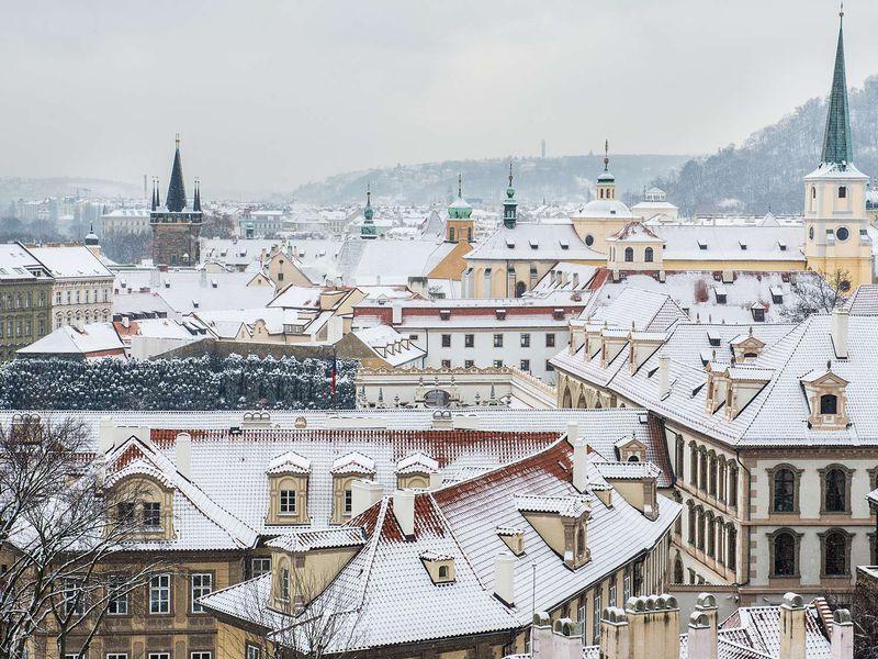 Экскурсия По Праге на автомобиле!