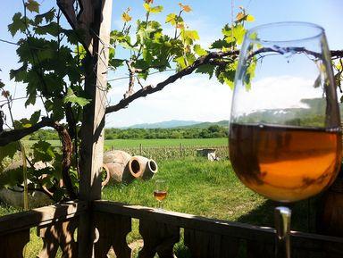 Таинство виноделия в Кахетии