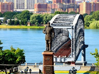Новосибирск — город в духе времени