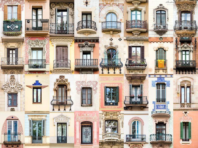 Экскурсия Винтажная Барселона