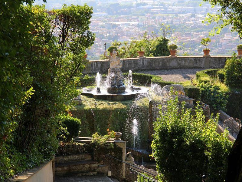Экскурсия Из Рима — в живописный Тиволи!
