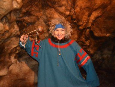 Тундра-парк: традиции кольских саамов
