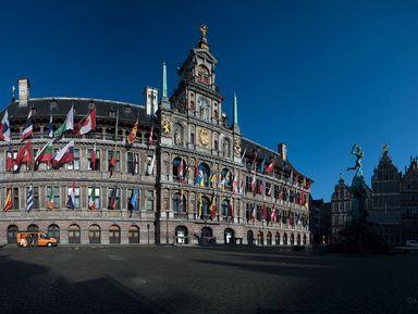 Экскурсия в Антверпене: Антверпен Рубенса