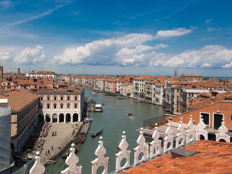 Экскурсия Панорамы Венеции: город совсех сторон!