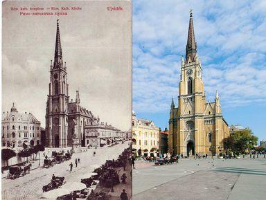 Обзорная экскурсия по Нови-Саду