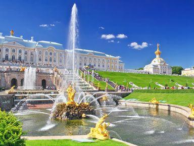 """Экскурсия """"Петергоф и Кронштадт за один день"""": фото"""