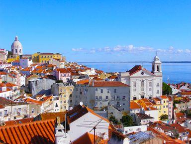 Лиссабон — первое свидание