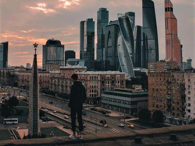 Moscow-top. Экскурсия по крышам