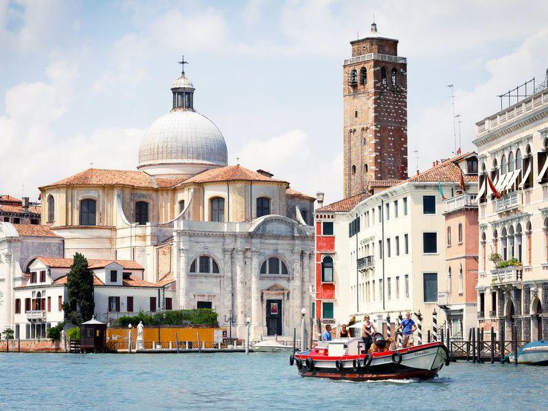 Фото: Ежедневная прогулка по Венеции