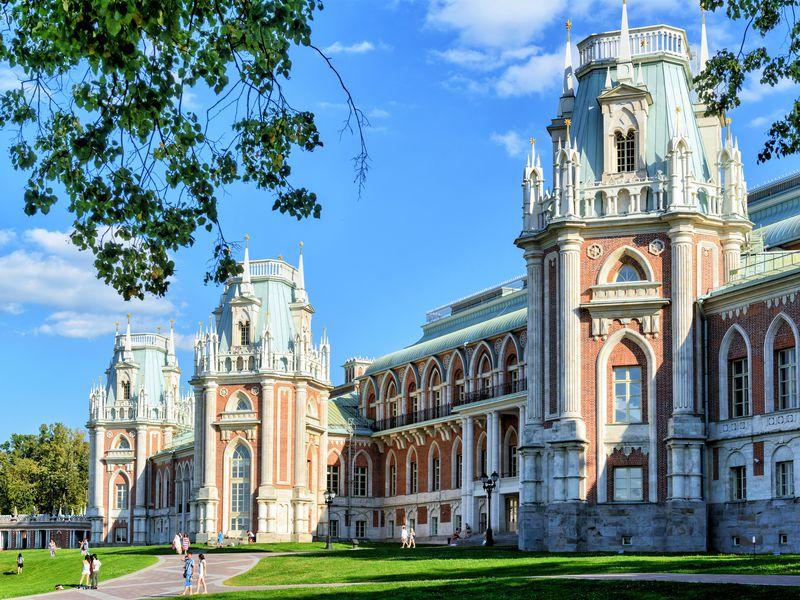 Экскурсия История и красота Царицыно