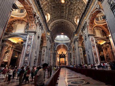 Музеи Ватикана — история шедевров и «зеркало» эпох