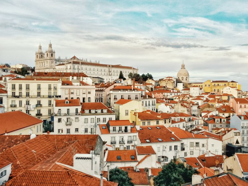 Лиссабон, экскурсия