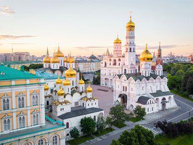 Экскурсия по Московскому Кремлю