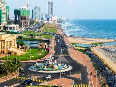 Обзорные и тематические экскурсии в городе Коломбо