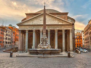 От Колизея до Пантеона: тайны античного Рима
