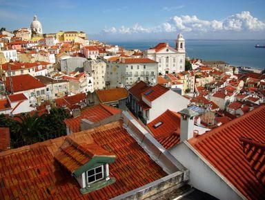 Экскурсия в Лиссабоне: Прекрасный Лиссабон — пешая прогулка по центру города