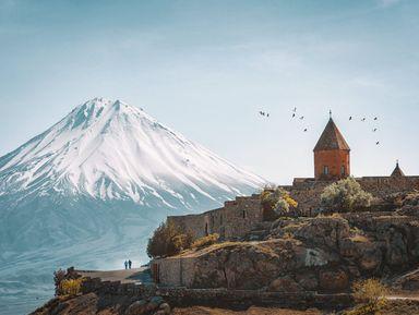Великая Армения: история крещения