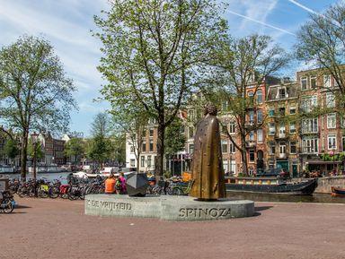 Обзорная экскурсия по Амстердаму и история еврейского квартала