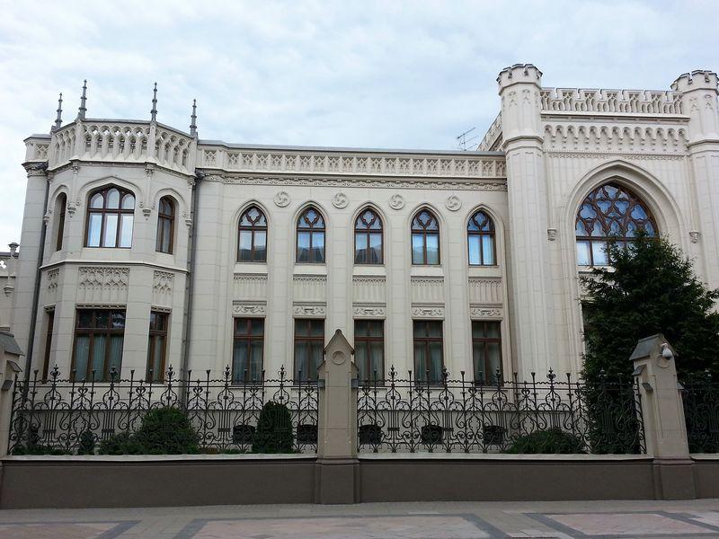 Экскурсия От Арбата до Спиридоновки