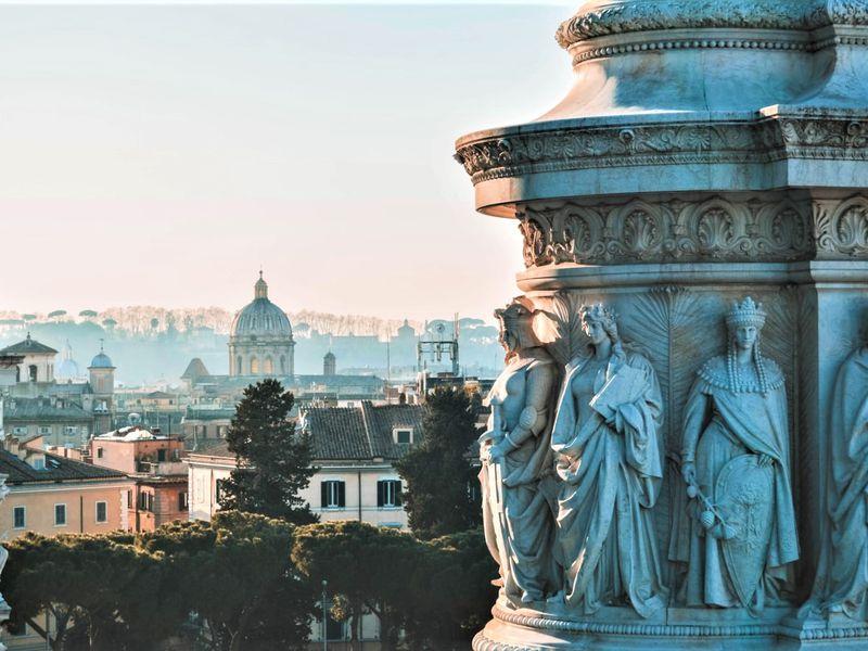 Экскурсия Утренний Рим в мини-группе