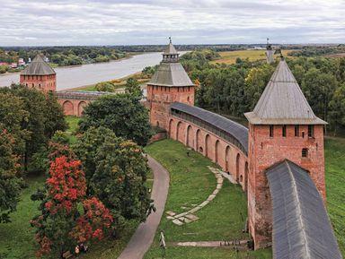 Экскурсия из Петербурга в Великий Новгород