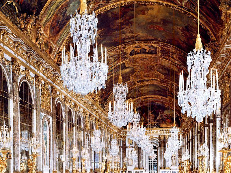 Экскурсия Его Величество Версаль