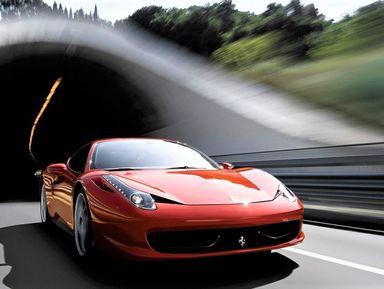 Тест-драйв Ferrari в Милане: расширенная версия