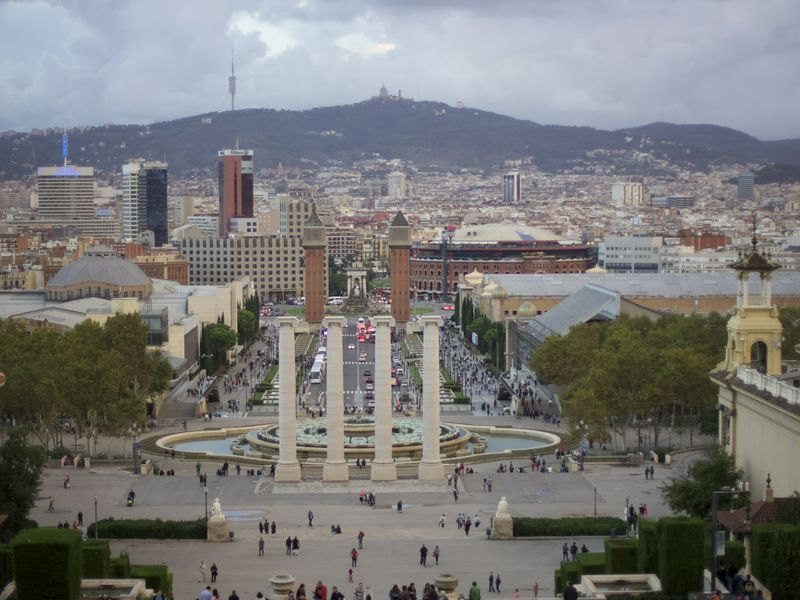 Экскурсия Вся Барселона за один день