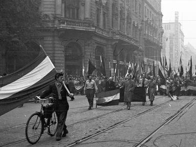 Разобраться в кровавых событиях Будапешта 1956 года