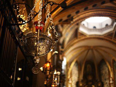 Вековые тайны монастыря Монтсеррат