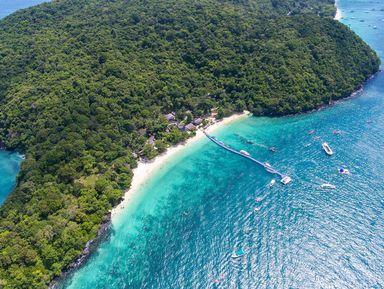 Остров Корал: море, море и еще раз море!