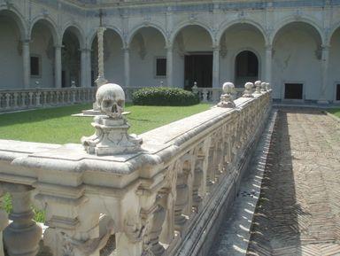 Замки Неаполя, от замка Яйца до замка Святого Эльма