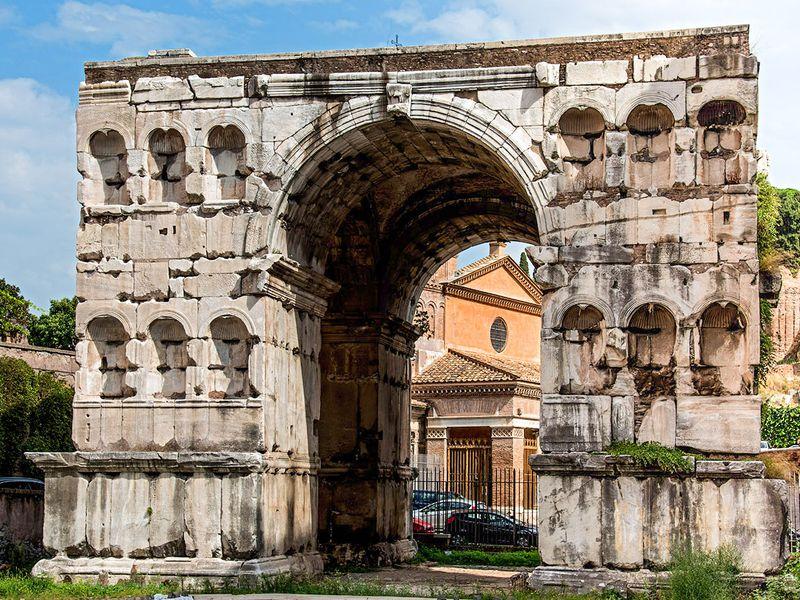 Экскурсия Рим античный, средневековый, современный