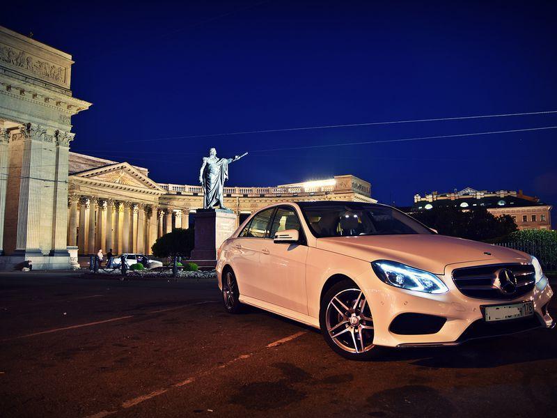 Экскурсия Атмосферная прогулка по ночному Петербургу