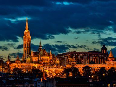 Экскурсии и гиды - Будапешт