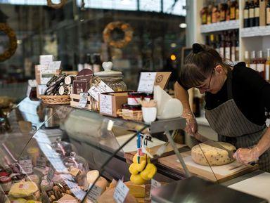 Рынок Хале: оглавных продуктах Литвы инетолько