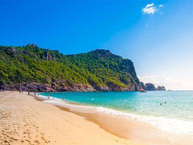 День райского наслаждения— трансфер изСтамбула напляж