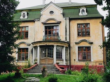 Район Амалиенау — душа Кёнигсберга в Калининграде