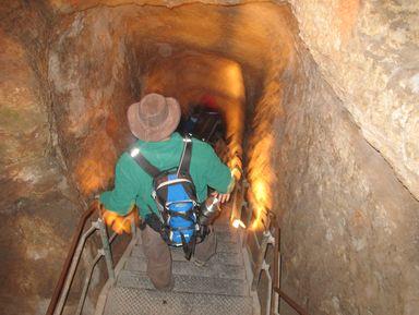 Подземный Иерусалим — город царя Давида