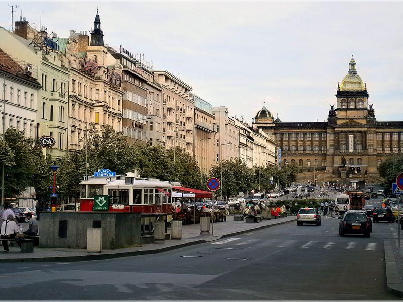 Прага: Старый Город и Новый Город