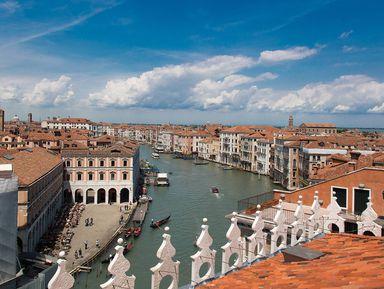 Панорамы Венеции: город совсех сторон!
