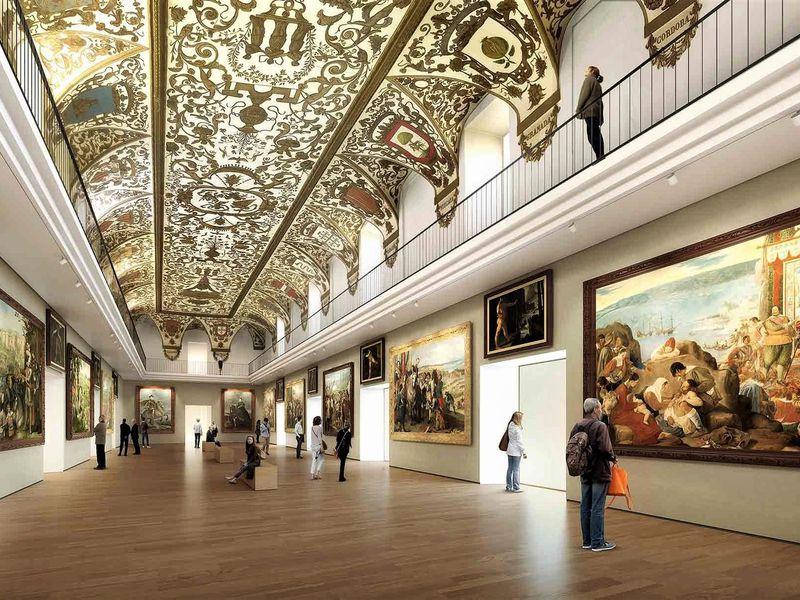 Онлайн-экскурсия «Сокровища музея Прадо»