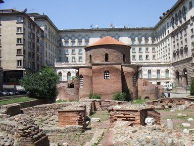 Обзорные и тематические экскурсии в городе София