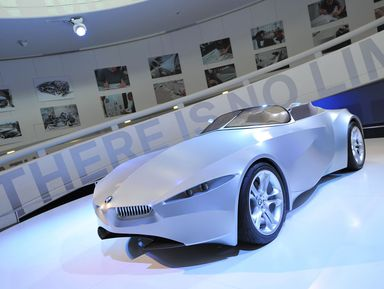 Хай-тек и футуристические технологии BMW
