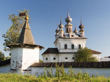 Обзорные и тематические экскурсии в городе Юрьев-Польский