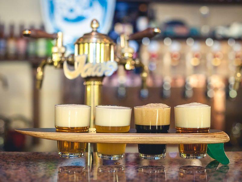 Экскурсия С пивом по Праге