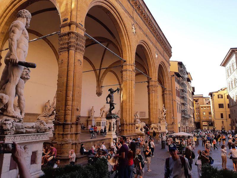 Групповая обзорная прогулка по вечерней Флоренции