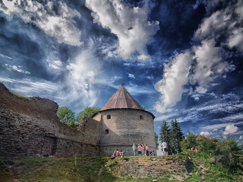 Экскурсия Покорить крепость Орешек