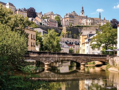 Люксембург и Трир: легенды двух городов